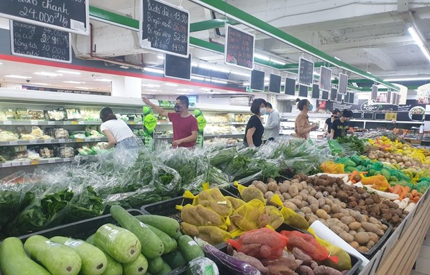 HCM City's CPI rises 0.33 percent in May hinh anh 1