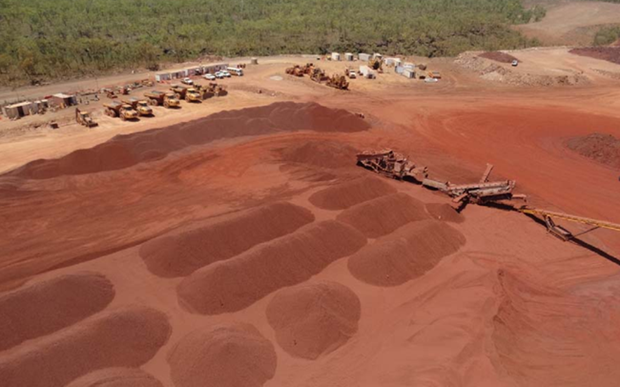 Hoa Phat Group purchases iron ore mine in Australia hinh anh 1