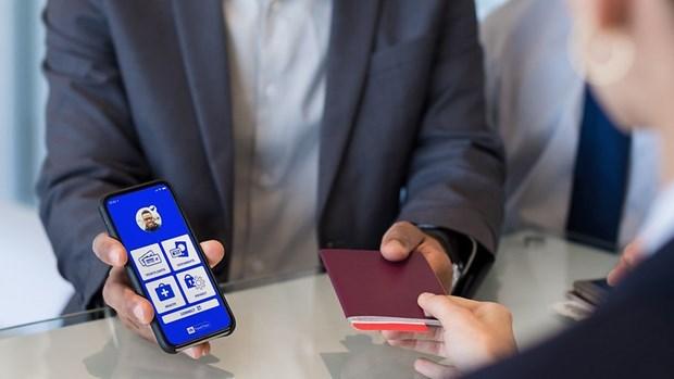 Vietnam Airlines to pilot digital health passport IATA Travel Pass hinh anh 1