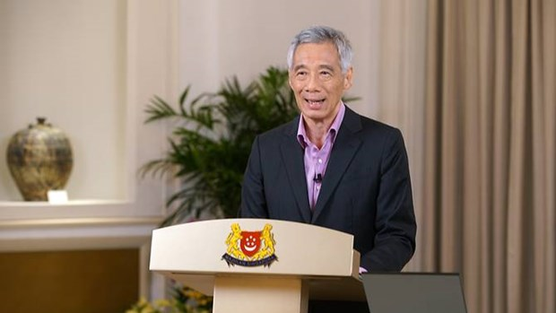Singapore likely to ease COVID-19 rules after June 13: PM hinh anh 1