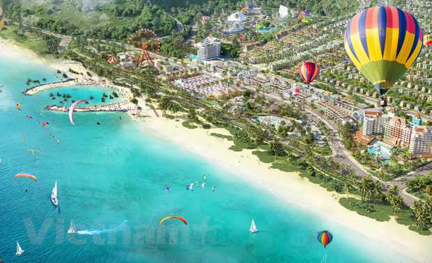 Novaland to invest more in satellite urban, resort properties hinh anh 1