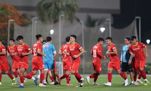 Foreign media: Jordan to field strong team for friendly match against Vietnam hinh anh 1