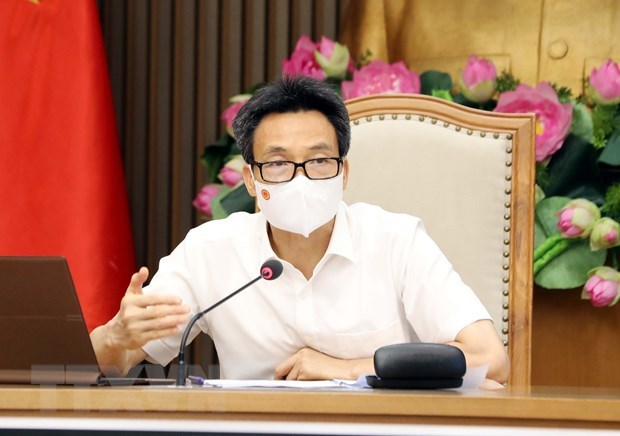 Deputy PM orders all-out efforts for import of COVID-19 vaccines hinh anh 1