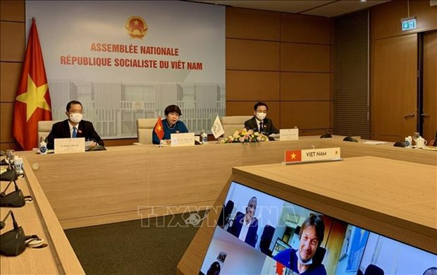 Vietnam attends meeting of APF Parliamentary Affairs Committee hinh anh 1