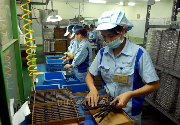 Hanoi attracts 519.2 million USD in FDI in five months hinh anh 1
