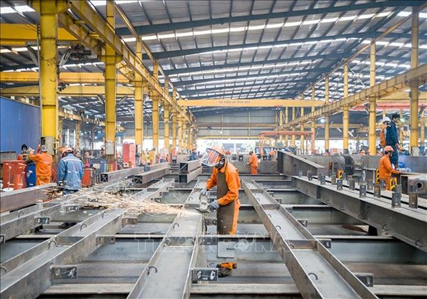 HCM City's industrial production up 7.4 percent in first five months hinh anh 1