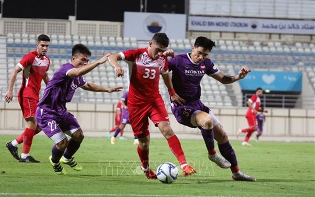 Jordan's coach highly evaluates friendly match with Vietnam hinh anh 1