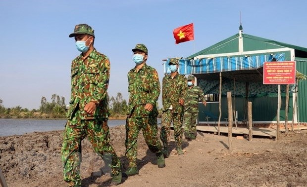 Army fights COVID-19 at higher level: Deputy Minister hinh anh 1