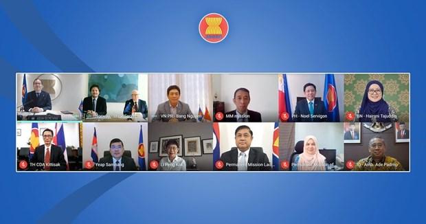 ASEAN, Norway to enhance partnership hinh anh 1