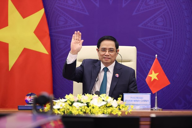 Prime Minister proposes six solutions at second P4G Summit hinh anh 2