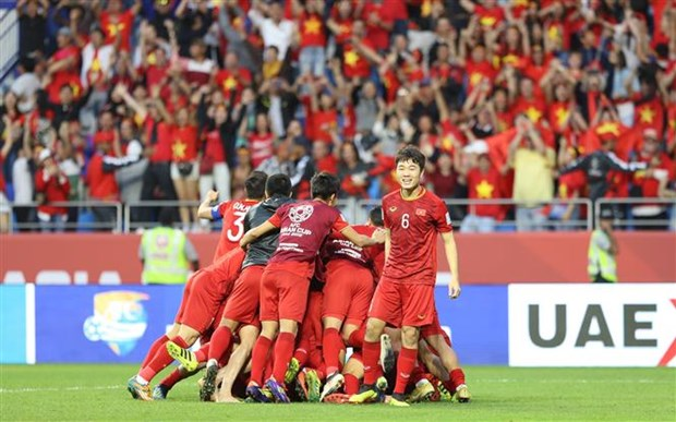 Vietnamese fans allowed to attend World Cup qualifiers hinh anh 1