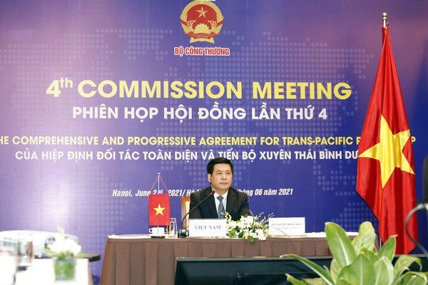 CPTPP accession process for UK begins hinh anh 2