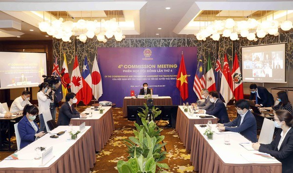 CPTPP accession process for UK begins hinh anh 1