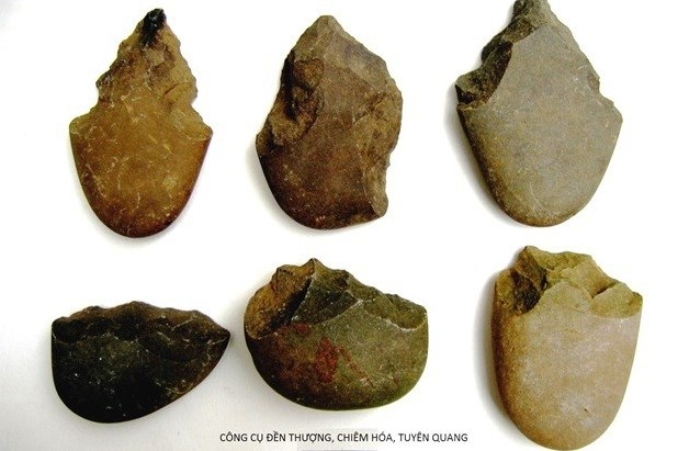 Archaeological traces affirm existence of early humans in Tuyen Quang hinh anh 1