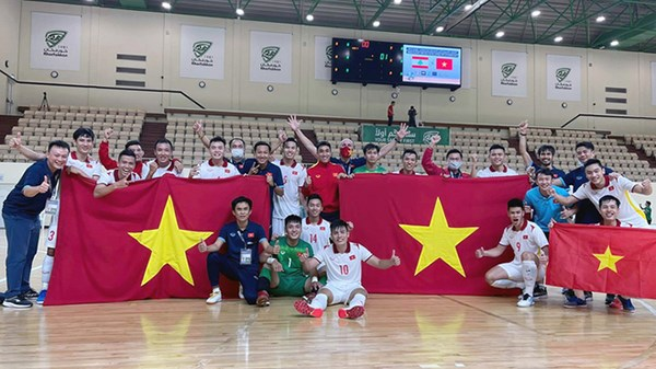 Vietnam in Group D of 2021 Futsal World Cup hinh anh 1