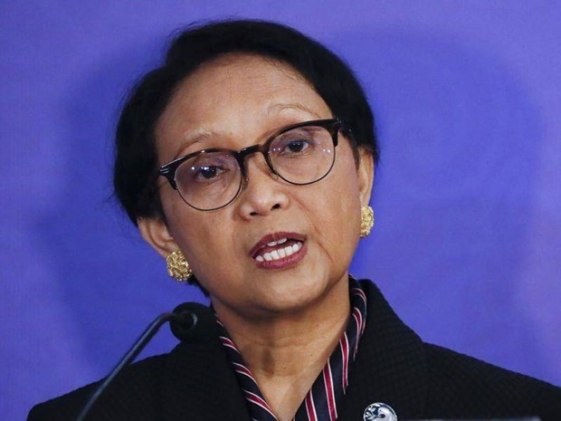 Indonesia calls for appointment of ASEAN's envoy on Myanmar hinh anh 1