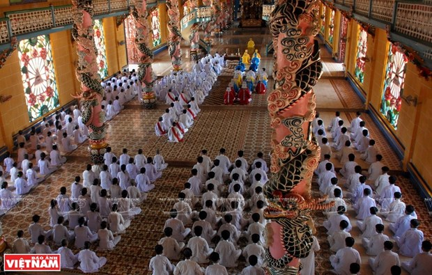 Vietnam not discriminate against religions in COVID-19 fight: official hinh anh 1