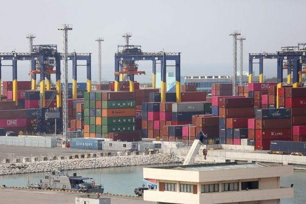 Thailand's cross-border trade up 26.7 percent in four months hinh anh 1