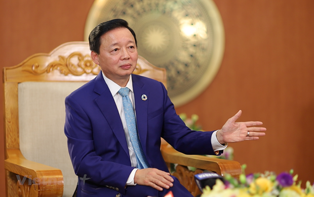 Minister: Vietnam targets shift to circular economy hinh anh 1