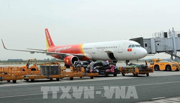 Flights between Hai Phong and HCM City temporarily halted hinh anh 1