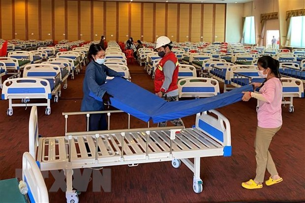 EU-funded project for Southeast Asia's COVID-19 response launched hinh anh 1