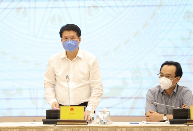 All capable localities, enterprises encouraged to help with COVID-19 vaccine purchase: official hinh anh 1