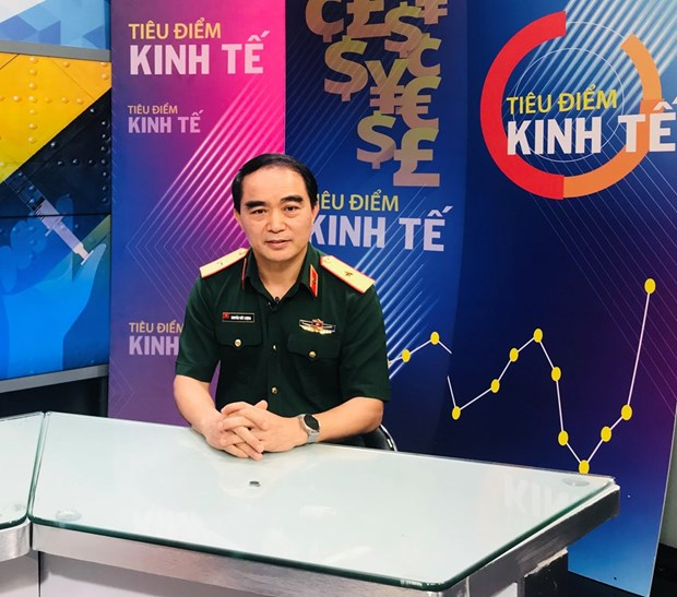Vietnam has COVID-19 vaccine production capacity: Officer hinh anh 2