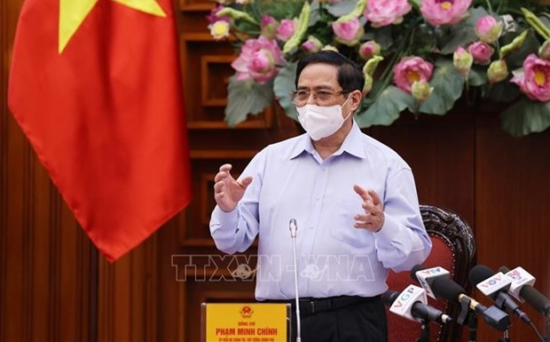 Prime Minister chairs Government's regular meeting hinh anh 1