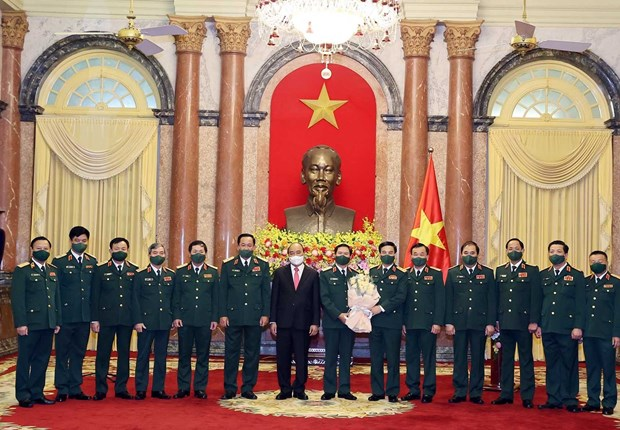 New Chief of General Staff of Vietnam People's Army appointed hinh anh 2