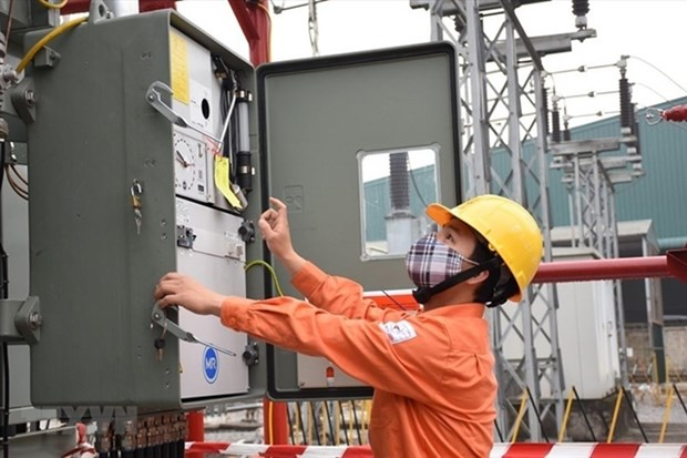 Electricity price reductions estimated at 1.57 trillion VND to support customers hinh anh 1
