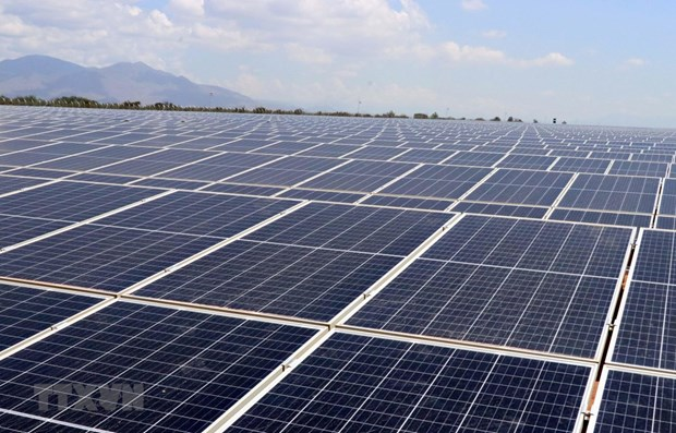 Gia Lai approves 500MW solar power project hinh anh 1