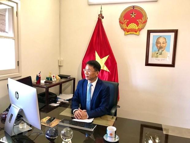 Vietnam, Barbados seek ways to foster bilateral ties hinh anh 1