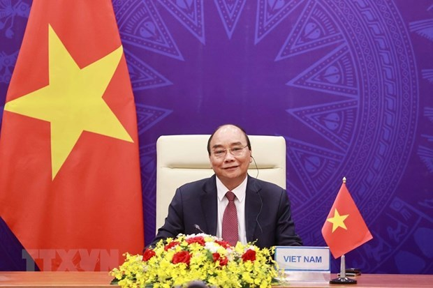 US President hopes for stronger cooperation with Vietnam in climate change response hinh anh 1