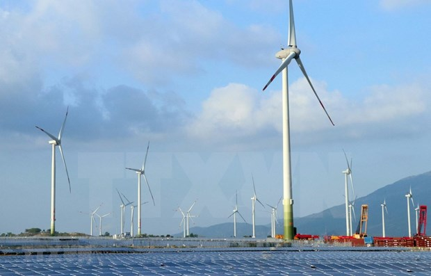 ADB grants 116-mln-USD green loan to develop wind power farms in Vietnam hinh anh 1