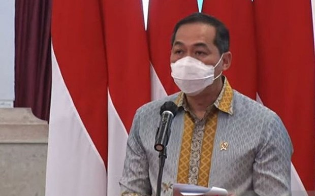Indonesia seeks closer ties with EAEU hinh anh 1