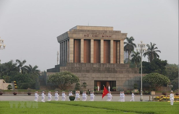 President Ho Chi Minh Mausoleum to be closed for maintenance hinh anh 1