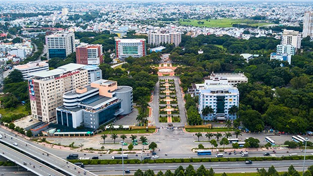 HCM City to set up centre to support companies' digital transformation hinh anh 1