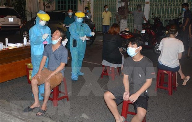 Vietnam reports 39 more domestic COVID-19 infection cases hinh anh 1