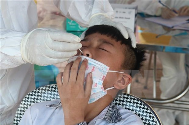 Vietnam records additional 102 cases of COVID-19 hinh anh 1