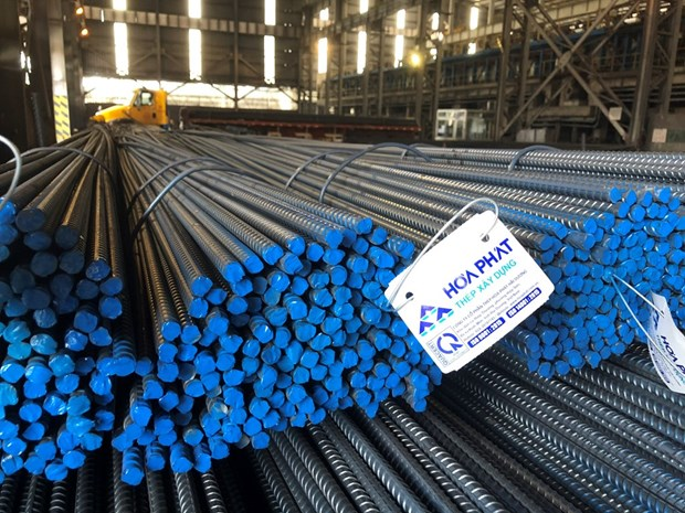 Hoa Phat steel sales up despite higher raw material prices hinh anh 1