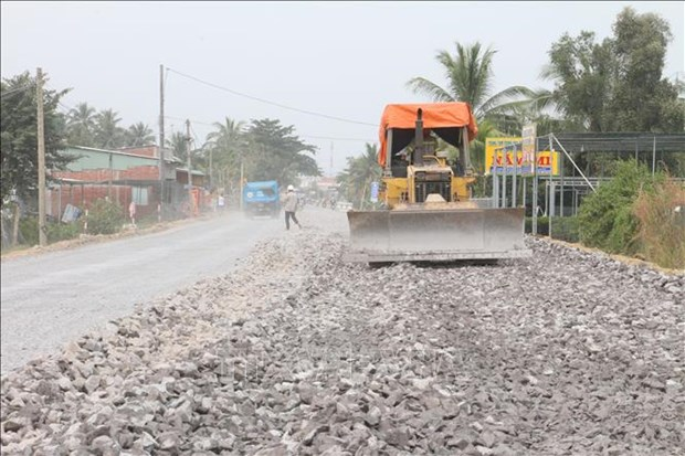 Ben Tre to outlay nearly 28.5 trillion VND on transport infrastructure, logistics hinh anh 1