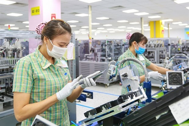 Vietnam to see export growth as global demand recovers hinh anh 1