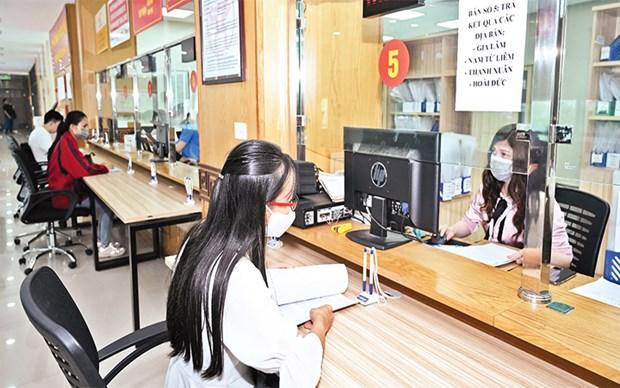 Hanoi takes action to raise PCI ranking hinh anh 1