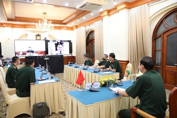 Vietnam-India scientific webinar seeks ways to deepen defence ties hinh anh 1