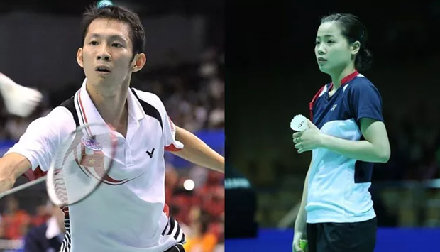 Vietnamese badminton players secure Olympic berths hinh anh 1