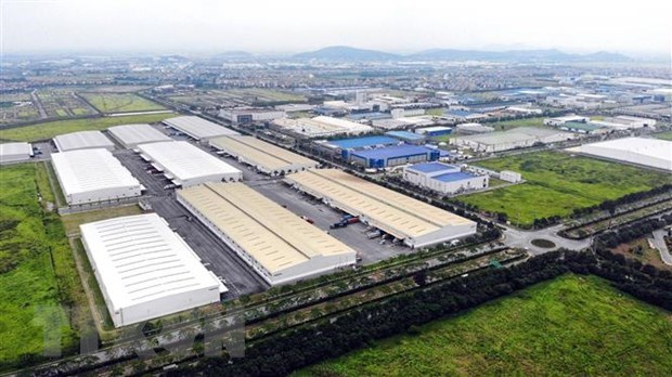 Industrial developers winning big from rising rentals hinh anh 1