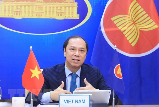 ASEAN-China cooperation: commitments to handling urgent issues hinh anh 1