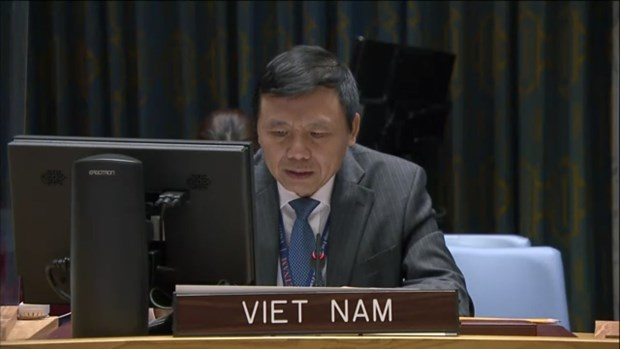 Vietnam pledges to promote role of UN Charter, international law hinh anh 1