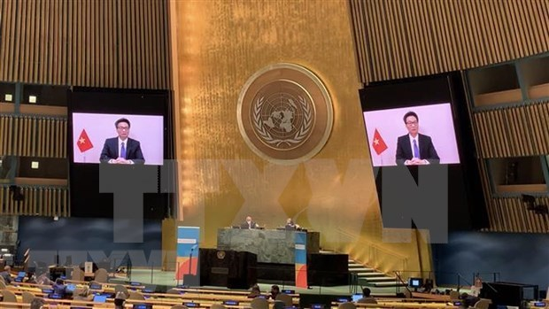 Faster actions needed to end HIV/AIDS in 2030: Deputy PM hinh anh 1