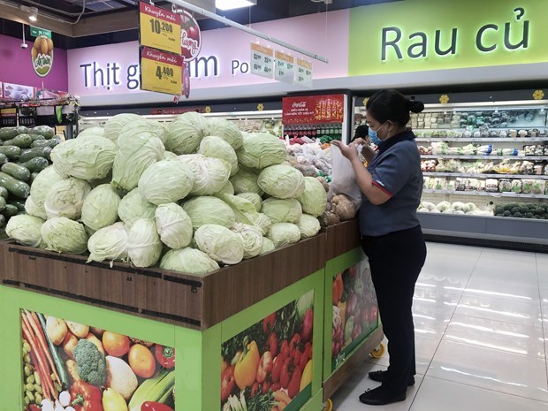 Veggie, fruit exports reach 1.77 billion USD during Jan-May hinh anh 1